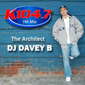DJ Davey B K104.7FM Hit Mix Podcast